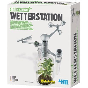 4M Green Science Wetterstation