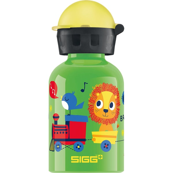 Sigg Alu-Trinkflasche Jungle Train 300 ml