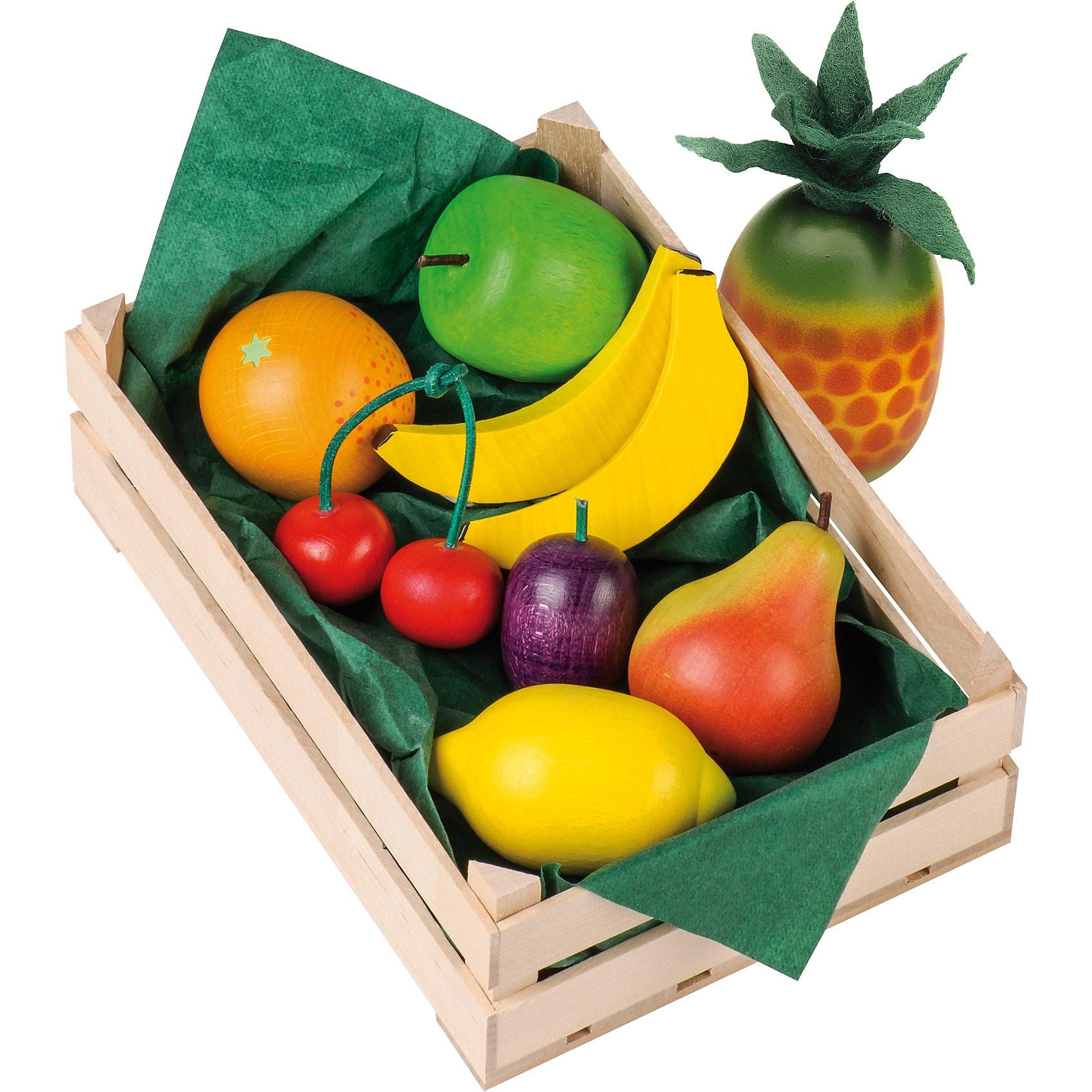 Erzi Sortiment Obst Spiellebensmittel