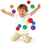 Kids II Bright Starts 16-tlg. Ballset Having-a-Ball