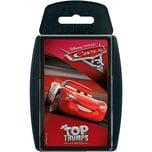 Winning Moves Top Trumps - Cars 3