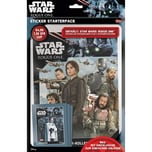 Topps Sammelsticker Star Wars Rogue One Starterpack
