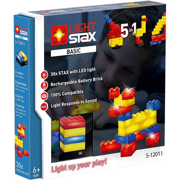 Light Stax Basic Creator 5-in-1 mit TRY ME