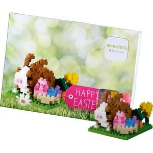 Glückwunschkarte Brixies Ostern