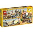 Lego Creator 31084 Piraten Achterbahn
