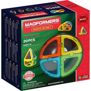 Magformers Curve Set 20 P