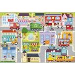 Trefl Giga Puzzle - Stadt 12 Teile