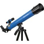 Bresser Linsenteleskop 45/600 AZ Blau
