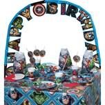 Procos Partyset Marvel Avengers Mighty 56-tlg.