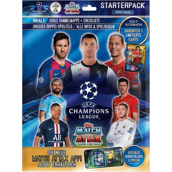"Top Media UEFA Champions League "" MA"" TC STARTERPACK 2019-2020"