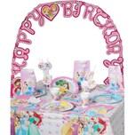 Procos Partyset Disney Princess Heartstrong 56-tlg.