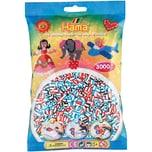 Hama Perlen 201-91 midi-Perlen gestreift, 3.000 Stück