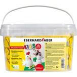 Eberhard Faber EFA Modelliermasse Plast Classic 3 kg weiß