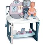 Smoby Spielset Babypflege - beim Arzt - Baby Care Center
