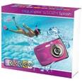 Easypix Unterwasser Digitalkamera Aquapix W1024 Splash pink