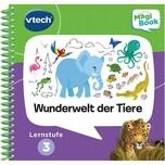 Vtech MagiBook Lernbuch Lernstufe 3 Wunderwelt der Tiere