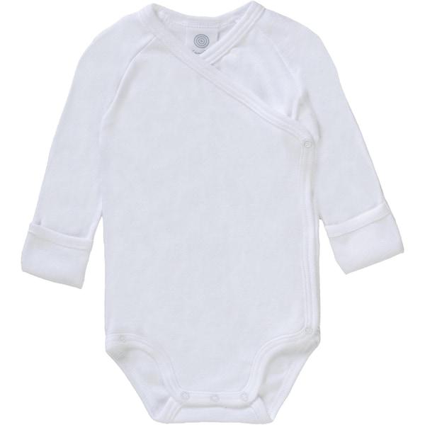 Sanetta Baby Wickelbody Organic Cotton