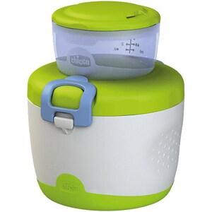 Chicco Aufbewahrungsbehälter für Babynahrung System Easy Meal mit Löffel isoliert 3.tlg.