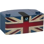 Bigben CD-Player mit USB und Radio CD57 Union Jack