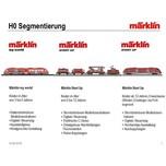 Märklin 72752 Start Up - H0-Weichen-Stellpult