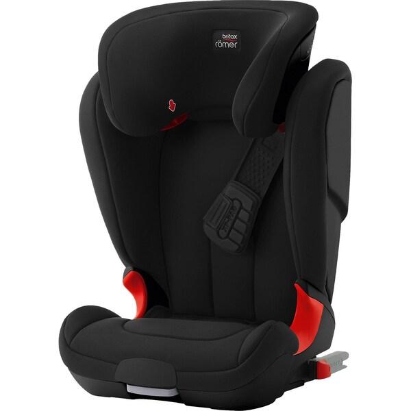 Britax Römer Auto-Kindersitz Kidfix XP Black Series Cosmos Black