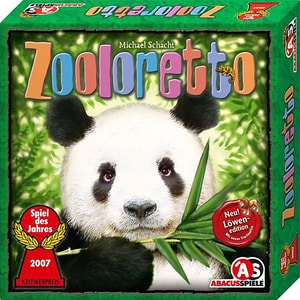 Abacusspiele Zooloretto Löwenedition Spiel