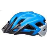KED Helmsysteme Fahrradhelm Status Jr. blue black matt