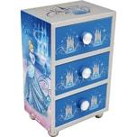 Joy Toy Disney Princess Tisch-Kommode Cinderella Holz