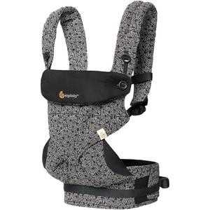 ERGObaby Babytrage 360° Keith Haring Black