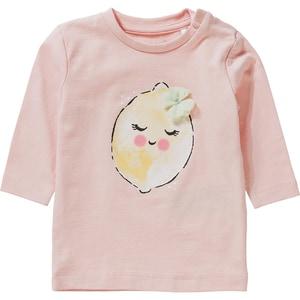 Name It Baby Langarmshirt Nbfdarlene für Mädchen Organic Cotton
