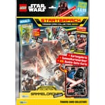 Top Media Lego Star Wars Trading Cards Starter-Pack