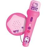 Mikrofon Hello Kitty mit Verstärker