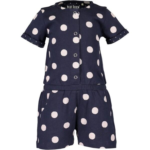 Blue Seven Baby Jumpsuit