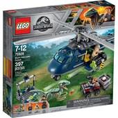 Lego 75928 Jurassic World Blue's Hubschrauber-Verfolgungsjagd