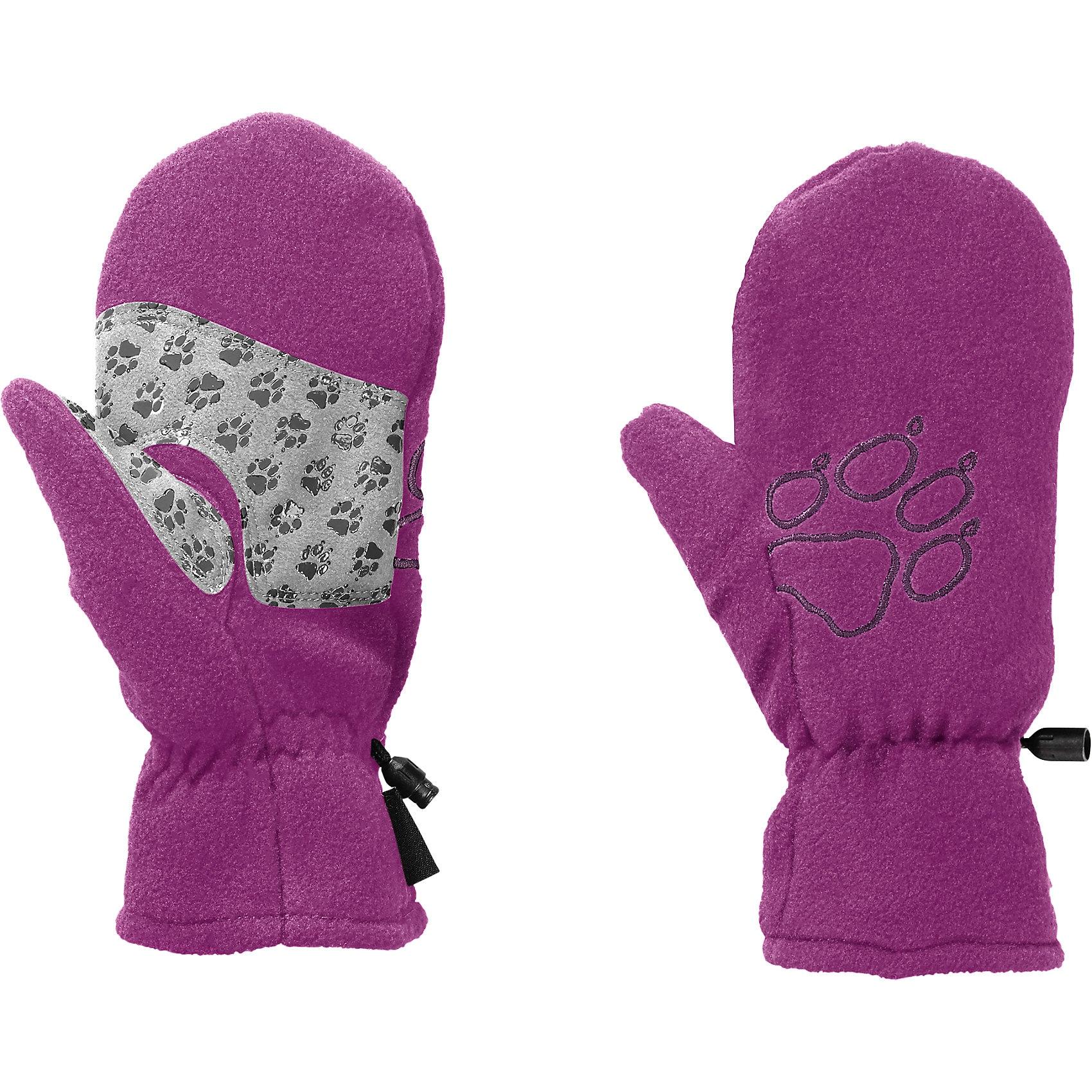 Jack Wolfskin Fleecehandschuhe für Mädchen