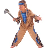 Limit Kostüm Kleiner Indianer 3-tlg.