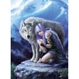 Clementoni Puzzle 1000 Teile - Anne Stokes - Protector