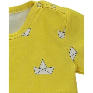 Lamino Baby T-Shirt für Jungen Organic Cotton