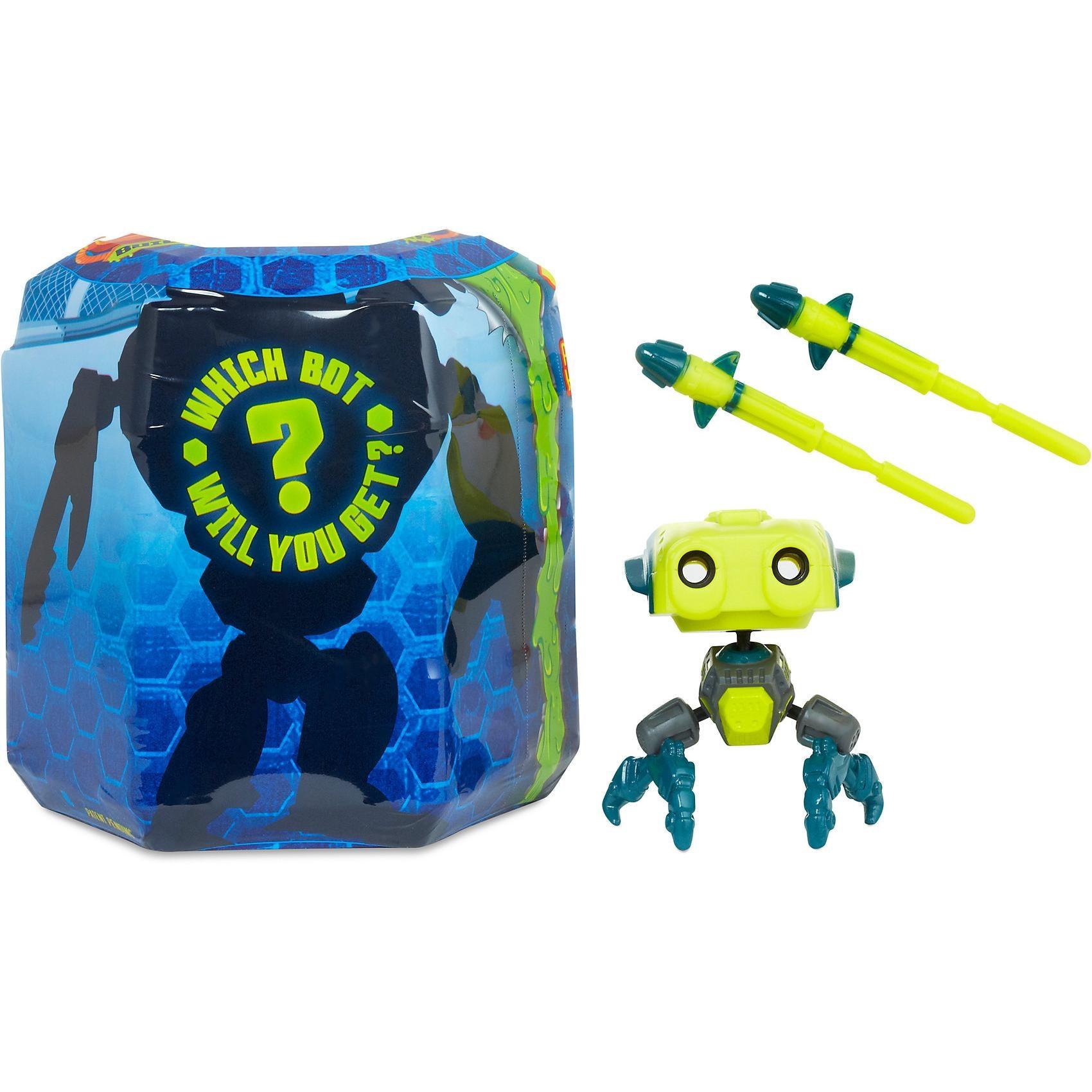MGA Ready2Robot Bot Blasters- Style 4