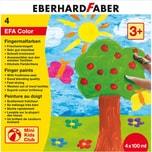 Eberhard Faber Mini Kids Fingermalfarbe 4 x 100 ml