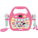Lexibook Disney Minnie Mein erster Digitaler Sing Along Player