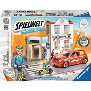 Ravensburger tiptoi® Spielwelt Verkehrsschule ohne Stift