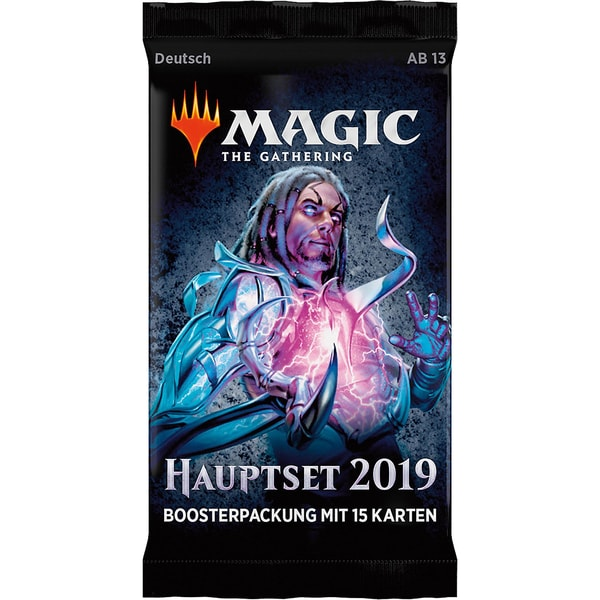 Amigo Magic The Gathering Core 2019 Booster