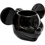 Joy Toy Mickey Mouse 3D Keramik Tasse schwarz