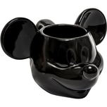 Joy Toy Mickey Mouse 3D Keramik Tasse schwarz