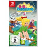 Ak Tronic Nintendo Switch Bibi Blocksberg Hexenbesen-Rennen 3