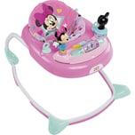 Kids II Lauflernhilfe Stars und Smiles Walker™ Minnie Mouse pink/weiß