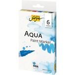 KREUL SOLO GOYA Aqua Marker Paint Marker 6er Set