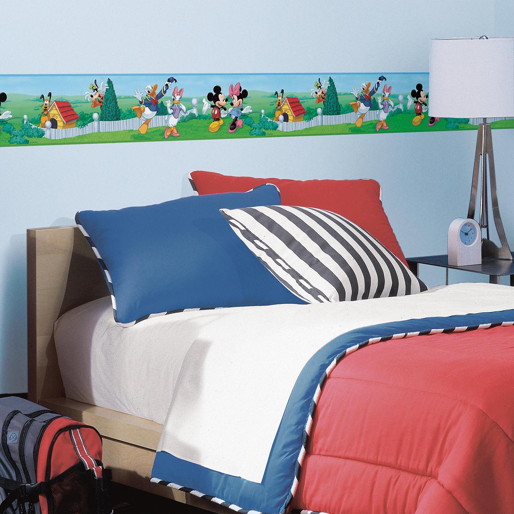 RoomMates Wandsticker Mickey & Friends Border 1-tlg.