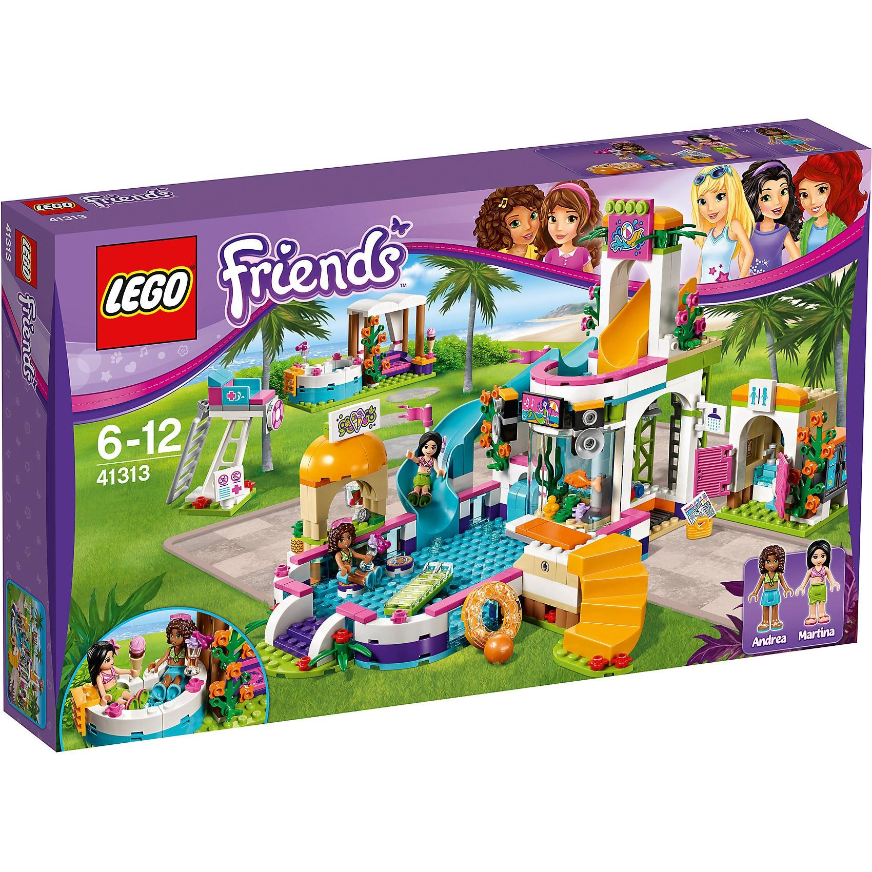Lego Friends 41313 Heartlake Freibad